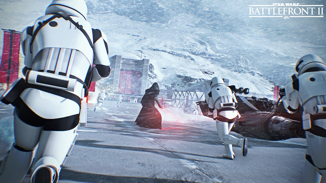 Star Wars Battlefront 2 – Pay to win?